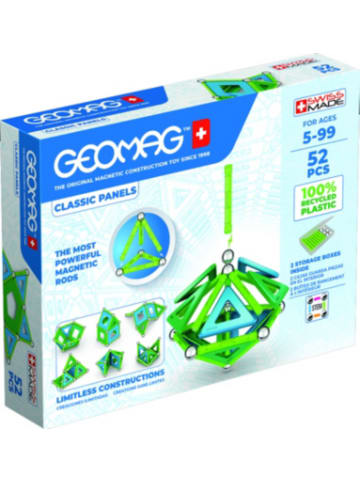 Geomag Panels Green Line 52tlg.