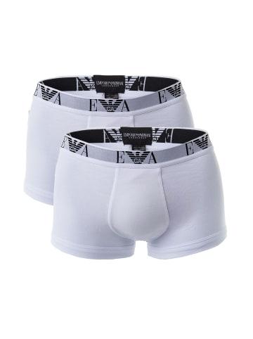 Emporio Armani Boxershort 2er Pack in Weiß