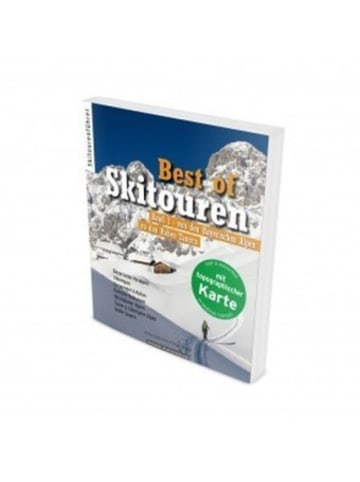 Panico Alpinverlag Best of Skitouren, m. Karte. Bd.1