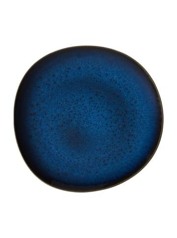Like. by Villeroy & Boch Speiseteller Lave bleu in blau