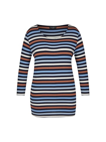 VIA APPIA DUE  Shirt in blau multicolor