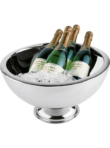 APS Doppelwandiger Edelstahl Champagner-Kühler ø44 cm