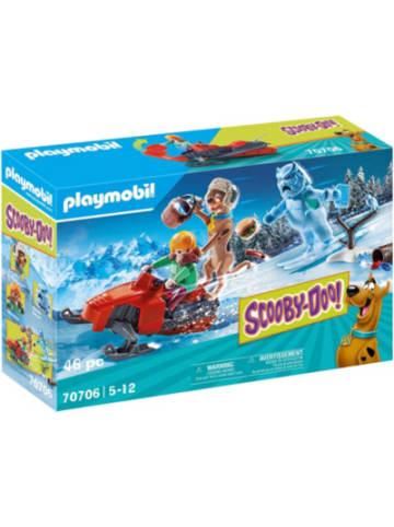 Playmobil 70706 PLAYMOBIL SCOOBY-DOO! Abenteuer mit Snow Ghost