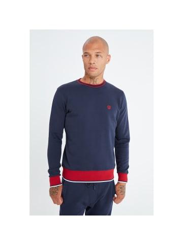 JIMMY SANDERS Sweatshirt Bruno in navy