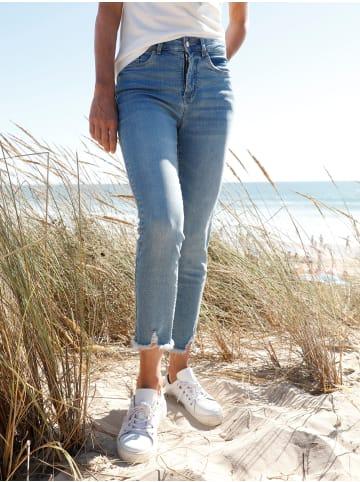 Dress In Jeans in Blue stone