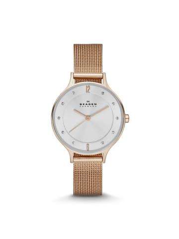 Skagen Armbanduhr in Roségold