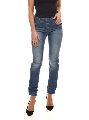 Please Jeans in Blau
