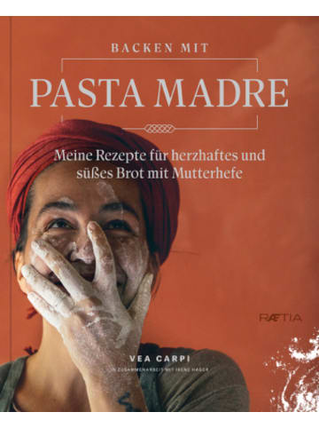Edition Raetia Backen mit Pasta Madre
