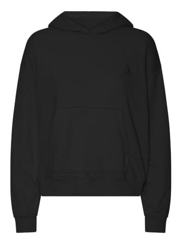A-View Sweatshirt Kiss in schwarz