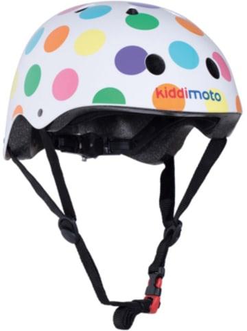 Kiddimoto Fahrradhelm - Pastel Dotty / Pünktchen Bunt