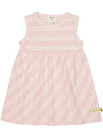 Loud + proud Kleid Streifen mit Leinen Kleider