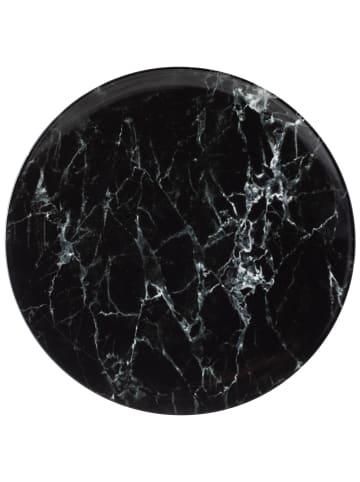 Like. by Villeroy & Boch Speiseteller black Marmory in schwarz