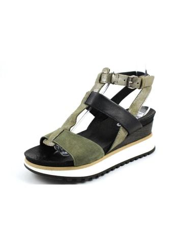 MJUS Sandalen/Sandaletten in grün