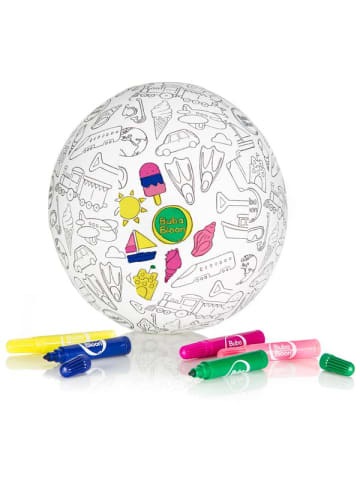 BubaBloon  Ausmalbare textile Ballonhülle
