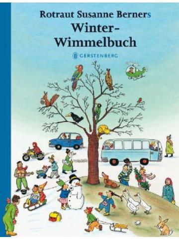 Gerstenberg Rotraut Susanne Berners Winter-Wimmelbuch, Midi-Ausgabe