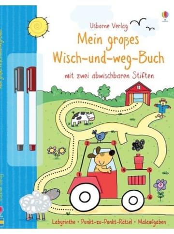 Usborne Mein großes Wisch-und-weg-Buch
