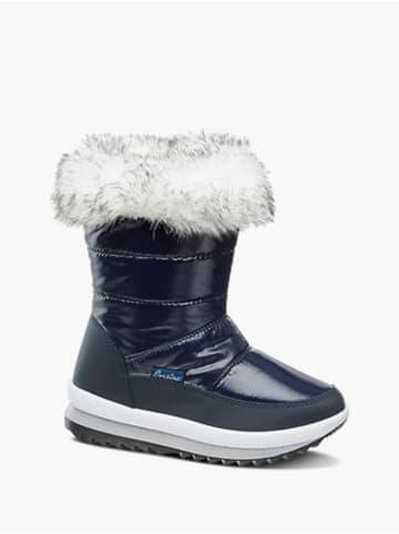 Cortina Winterboots blau