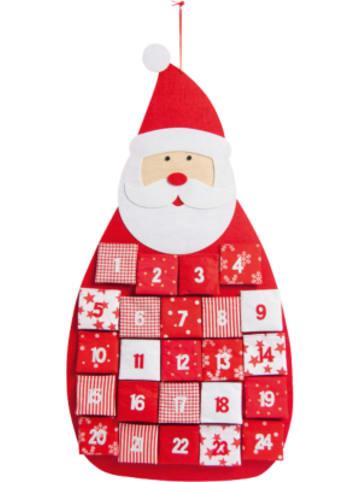 Hotex Adventskalender Santa