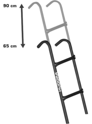 Hudora Leiter für Trampolin verstellbar