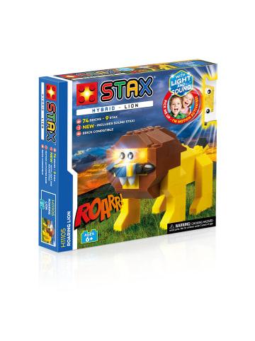 "STAX LED-Bausteine ""HYBRID Roaring Lion"" in Bunt"