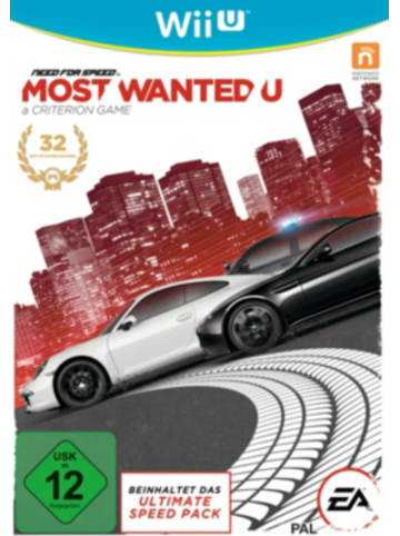 Electronic Arts Wii U Need for Speed: Most Wanted