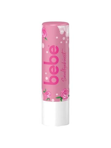 """Bebe Lippenpflege """"Sanftgeküsst"""" – 6er Pack (6x 4,9g)"""
