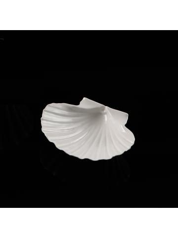 """Kaiser Porzellan Schale """" Conch """" in weiß"""