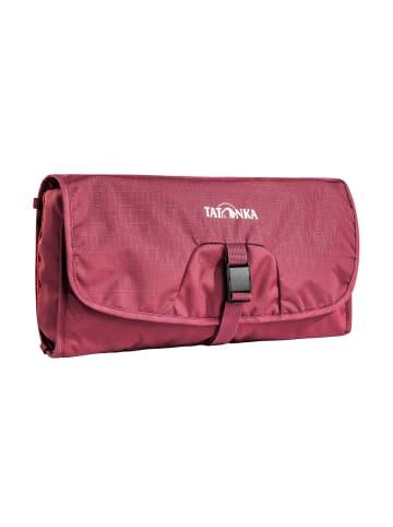 Tatonka Travelcare Kulturbeutel 32 cm in bordeaux red