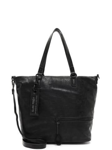 SURI FREY Shopper Chelsy in black