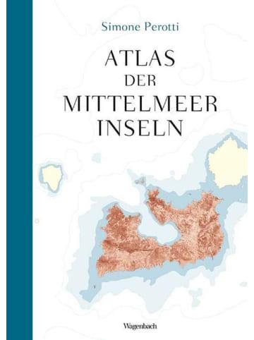 Wagenbach Atlas der Mittelmeerinseln
