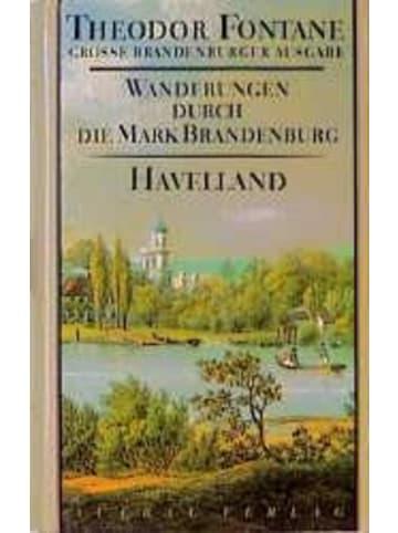 Aufbau Wanderungen durch die Mark Brandenburg 3   Havelland. Die Landschaft um...