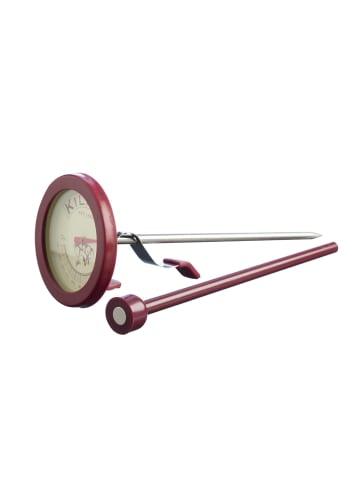 Kilner Thermometer und magnetischer Deckelöffner in Edelstahl