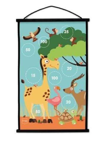 Carletto Scratch Start To Dart Safari (Kinderspiel)