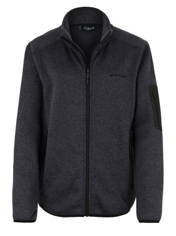 Whistler Fleecejacke Abel in 1011 Dark Grey Melange