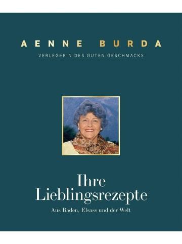 J.P. Bachem Verlag Aenne Burda. Verlegerin des guten Geschmacks | Ihre Lieblingsrezepte aus...