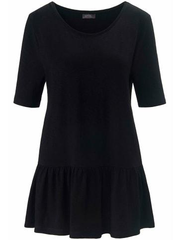 MYBC Shirt Rundhals-Shirt in schwarz