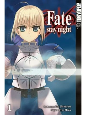 Tokyopop FATE/Stay Night. Bd.1