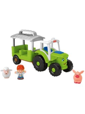 Mattel Fisher-Price Little People Traktor, Spielfiguren-Set, Spielset mit Musik