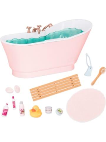 Our generation Badewanne mit Zubehör für Puppen