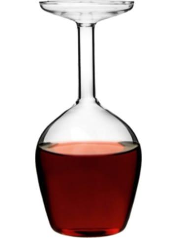 """Winkee Verkehrte Weinglas """"Upside Down"""""""