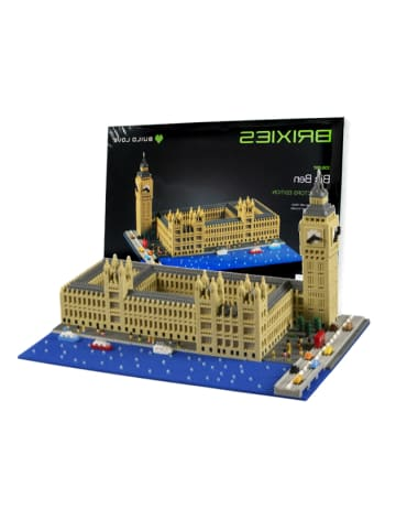 "BRIXIES Bausatz Big Ben ""Limited Collector´s Edition"""