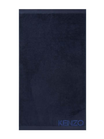 KENZO Home Badetuch ICONIC in navy