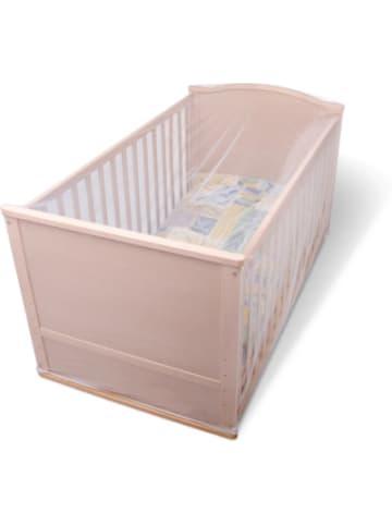 Reer Insektenschutz für Kinderbetten, weiß