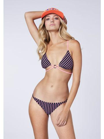Chiemsee Bikini in Black/Pink