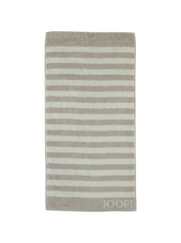 JOOP! Handtücher Classic Stripes 1610 in Sand - 30