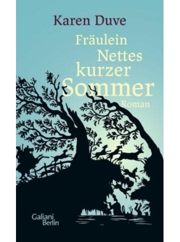 Galiani, Berlin Fräulein Nettes kurzer Sommer