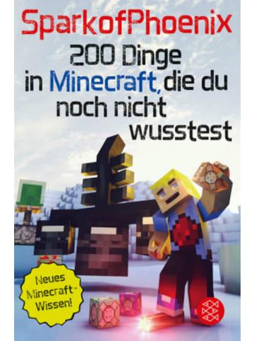 Fischer Kinder- und Jugendbuch 200 Dinge in Minecraft, die du noch nicht wusstest