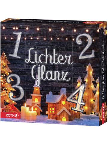"""Roth Ideen Adventskalender """"Lichterglanz"""" mit Duftkerzen"""