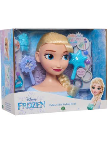Just Play Disney Frozen Elsa Deluxe Styling Head