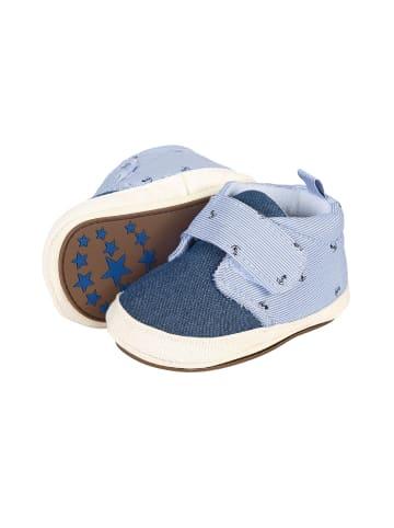 Sterntaler Baby-Schuh in himmelblau
